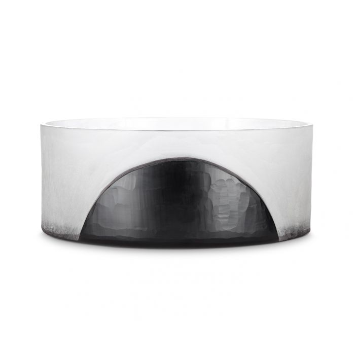 Carved Bowl Black