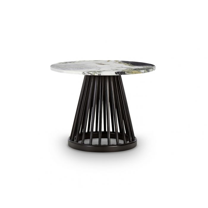 Fan Table Black Primavera