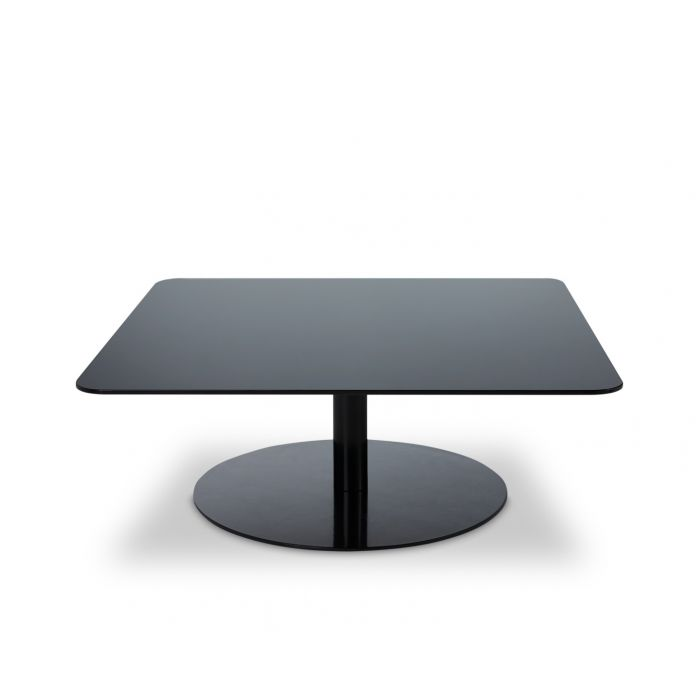 Flash Table Square Black