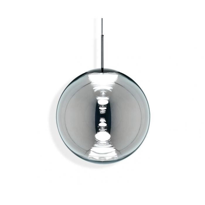 Globe Pendant Chrome