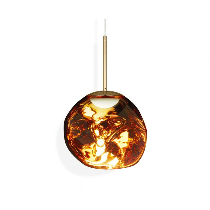 Melt Mini LED Pendant Gold