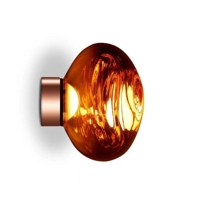 Melt Mini LED Surface Light Copper