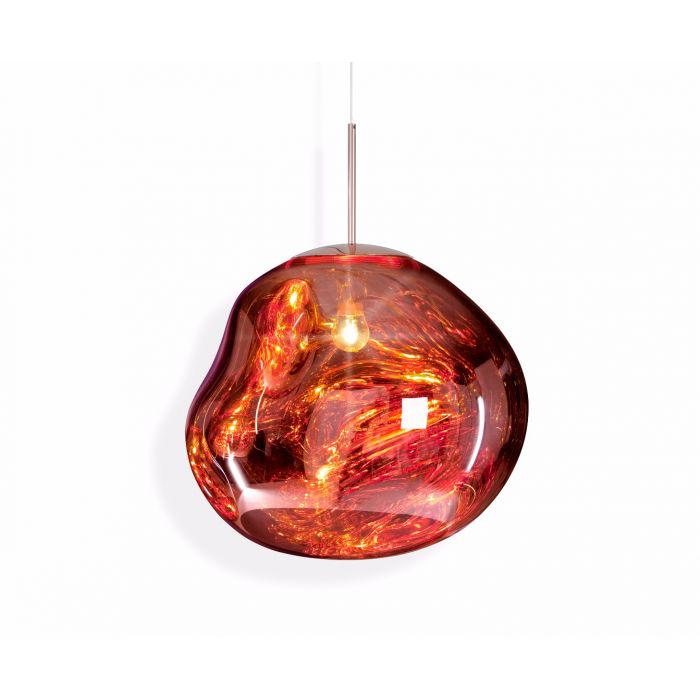 Melt Pendant Copper