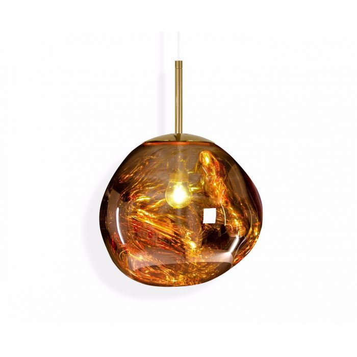 Melt Mini Pendant Gold