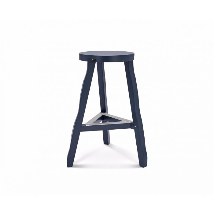Offcut Stool 650mm Grey