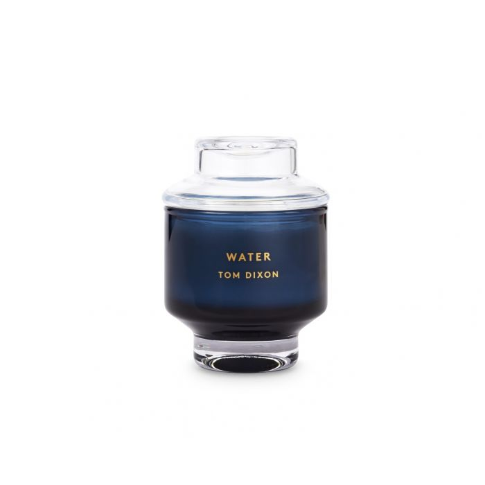 Bougie Elements Water taille moyenne