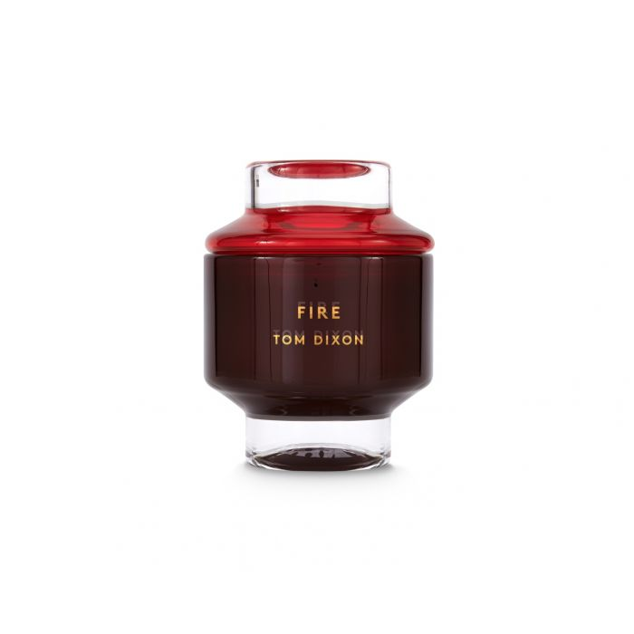 Bougie Elements Fire grande taille