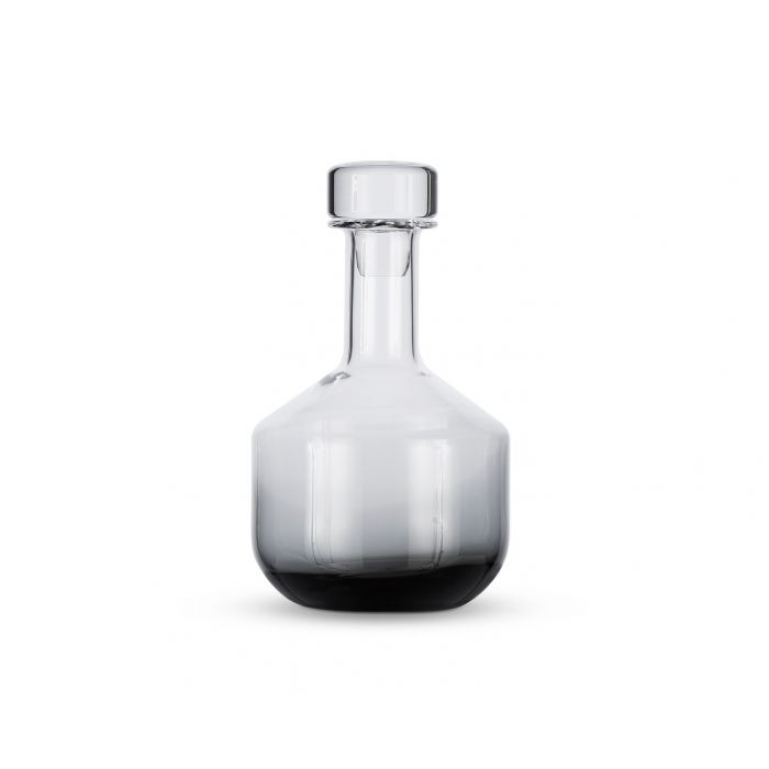 Decanter da whiskey Tank nero