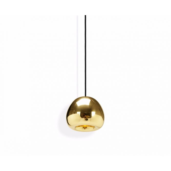Void Mini Pendant Brass