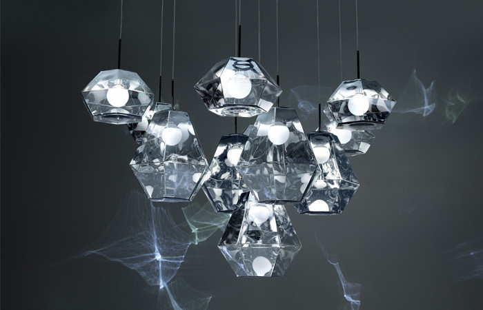 Tom Dixon Cut Ceiling Lights