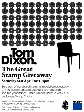 The Great Stamp Giveaway