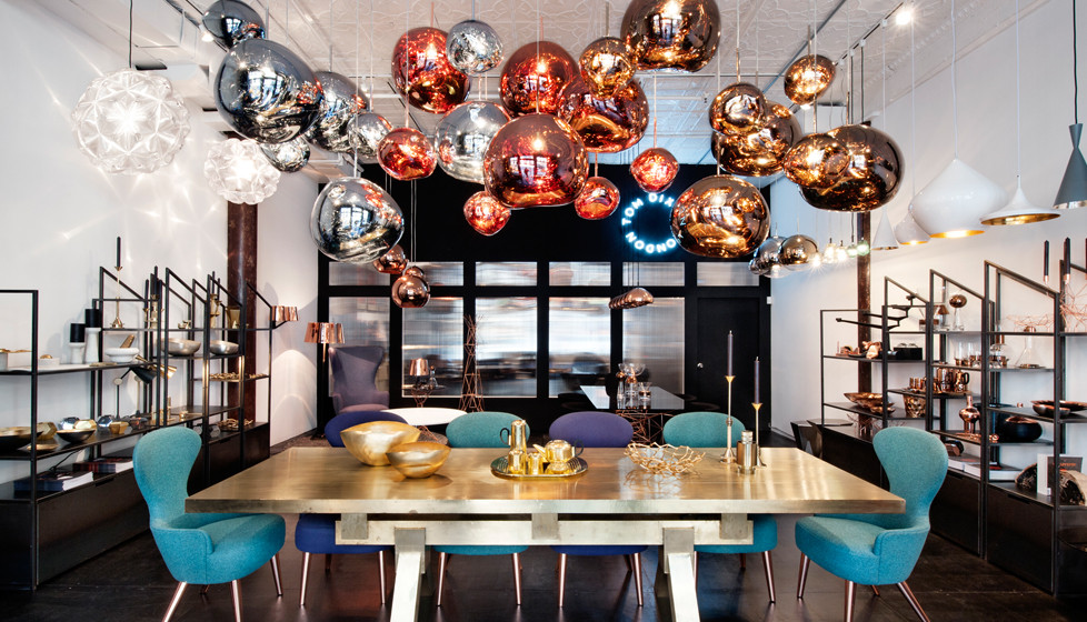 New York Store Tom Dixon