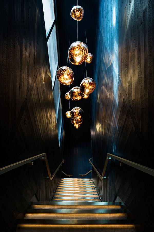 Tom Dixon Alto interior Hong Kong