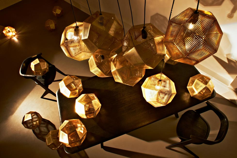 ETCH Lighting by Tom Dixon
