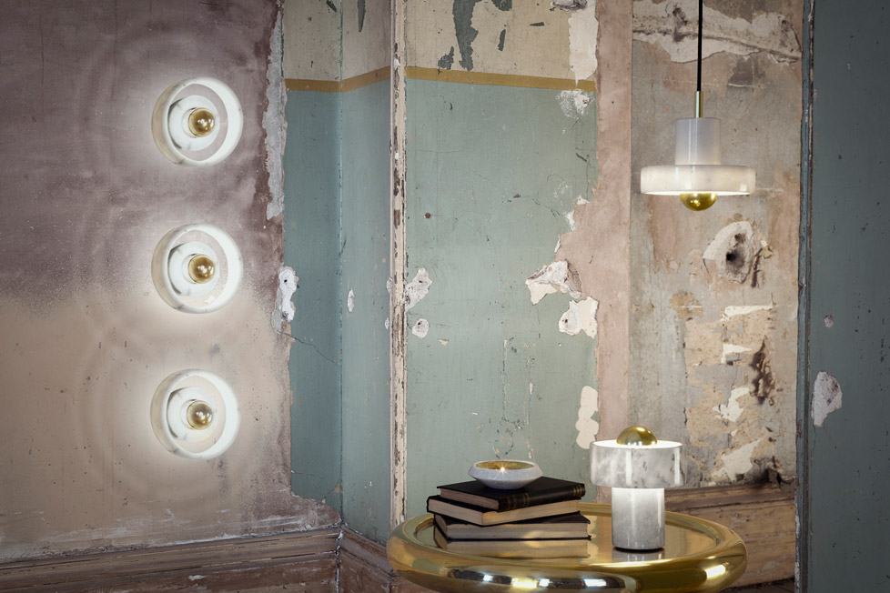 Stone Lights by Tom Dixon