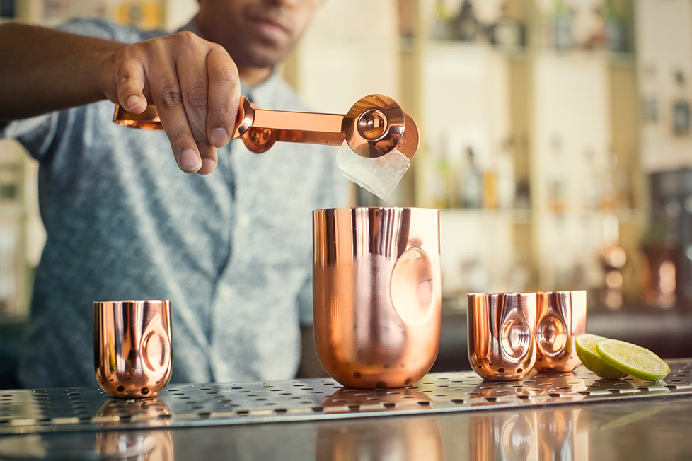 Tom Dixon Moscow Mule