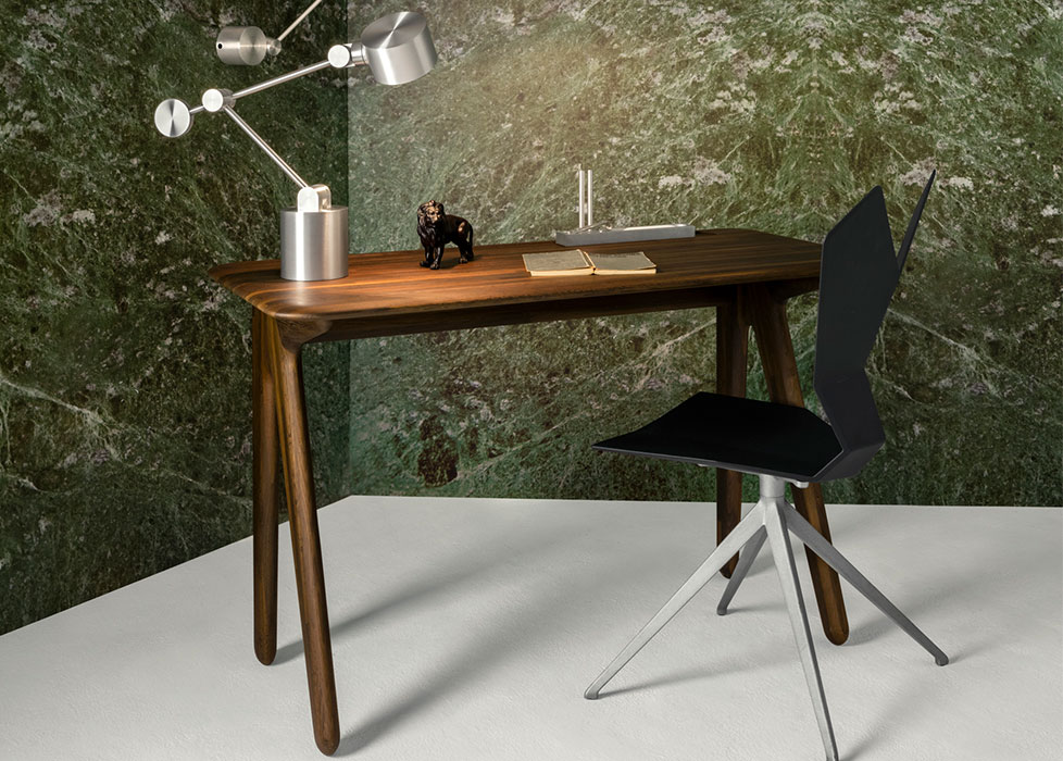 SLAB SCHOOL DESK by Tom Dixon.