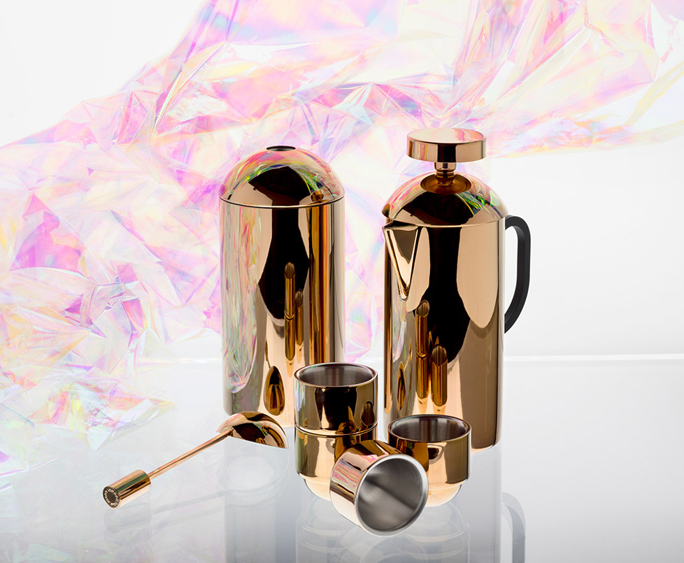 Brew set with Cafetiere Christmas Present from Tom Dixon