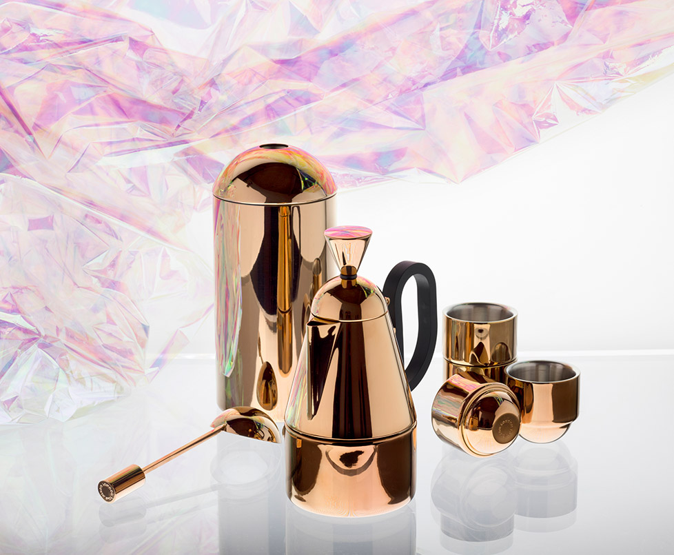 Brew set with Stove Top Christmas Present from Tom Dixon