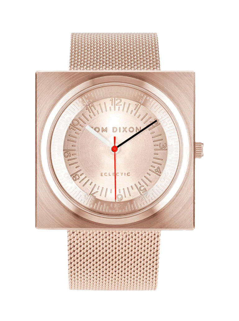 Block Watch Brass by Tom Dixon