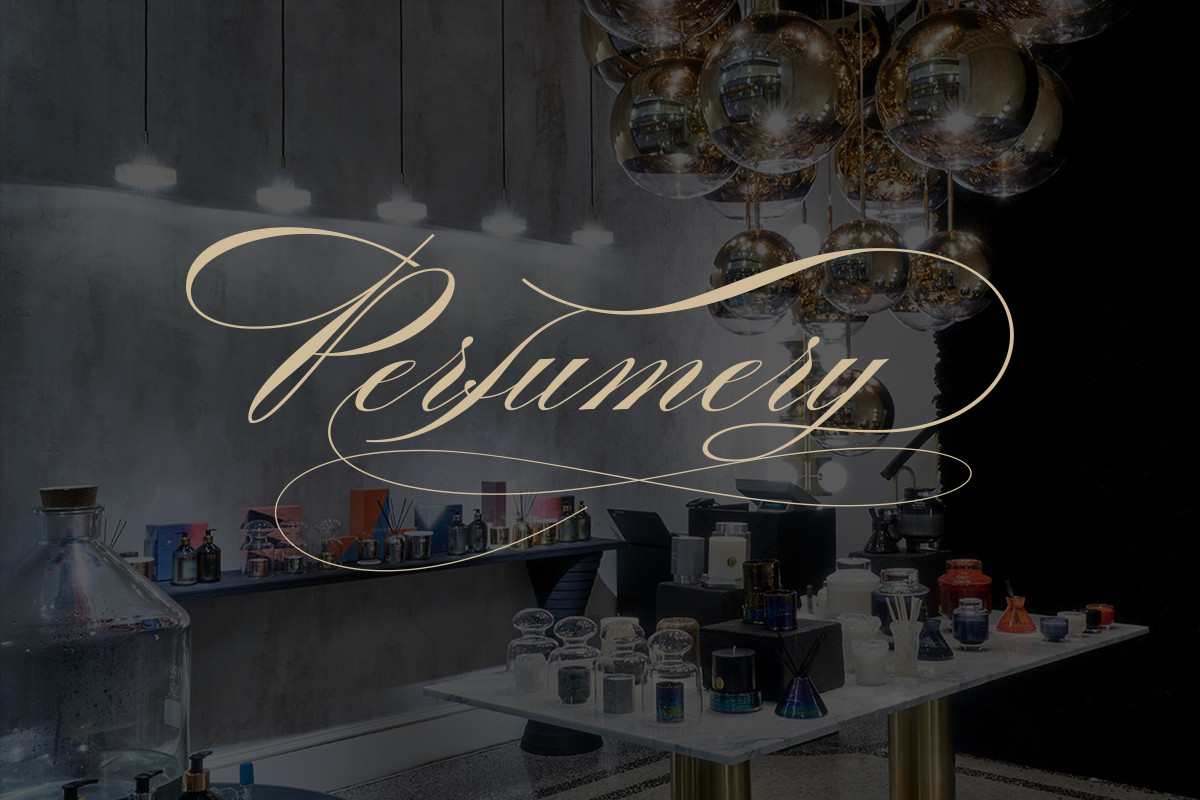 Perfumery at Multiplex