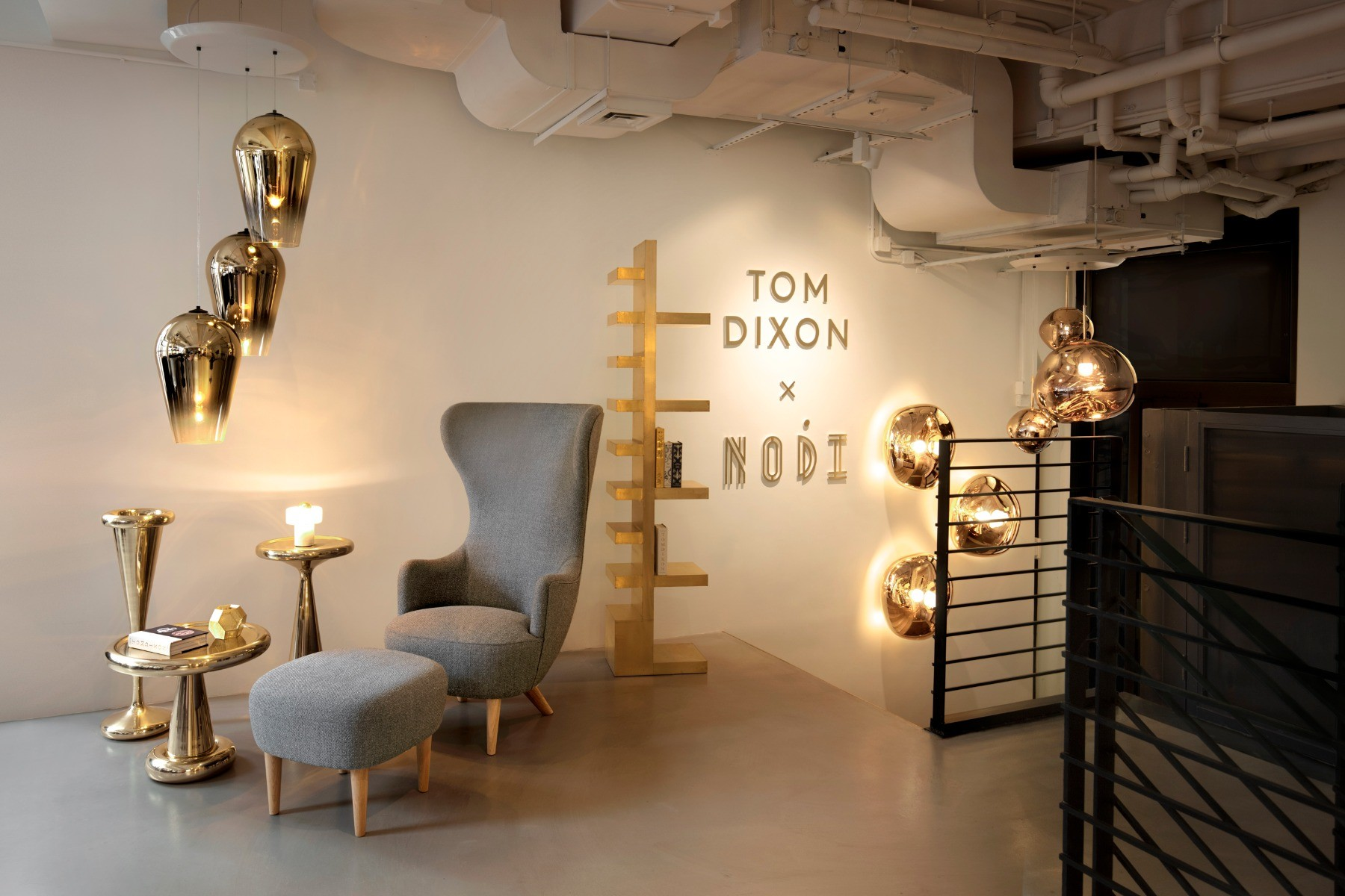 Tom Dixon in Hong Kong
