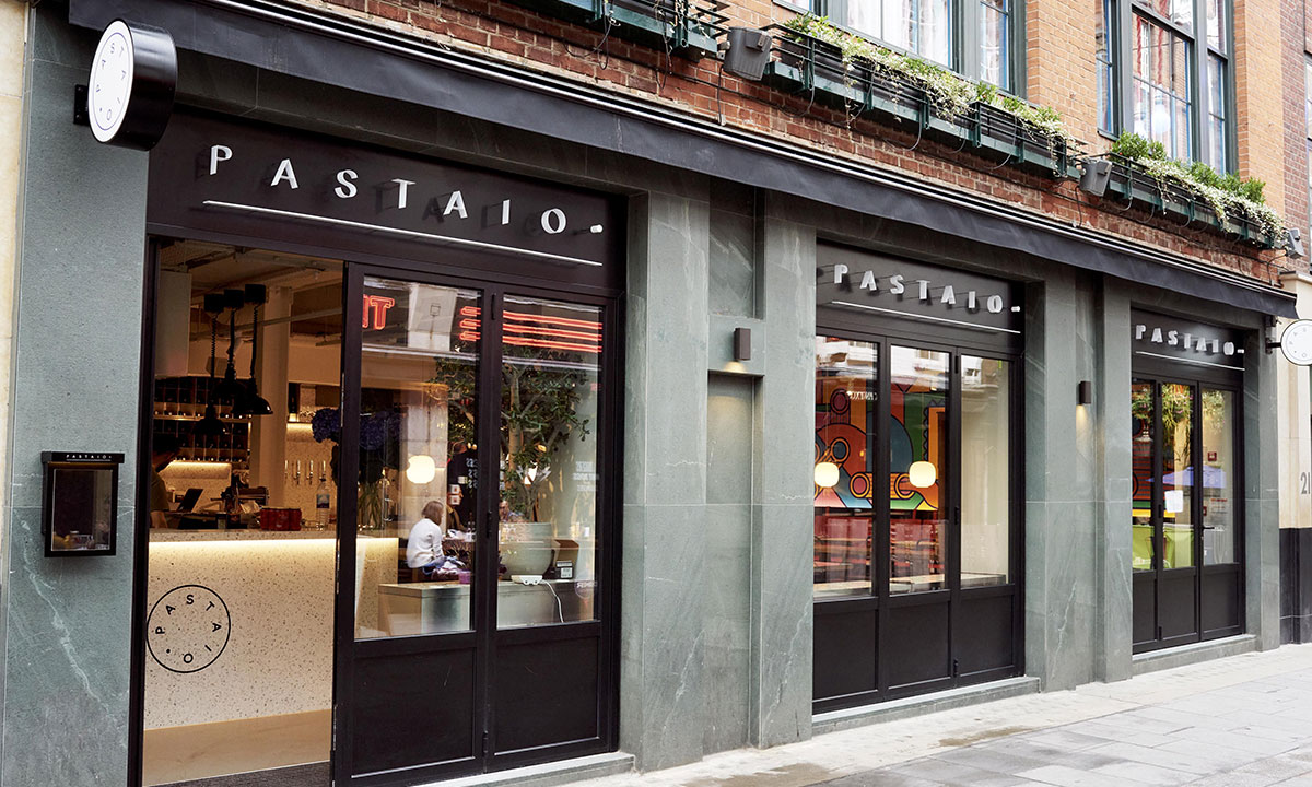 Pastaio Restaurant London