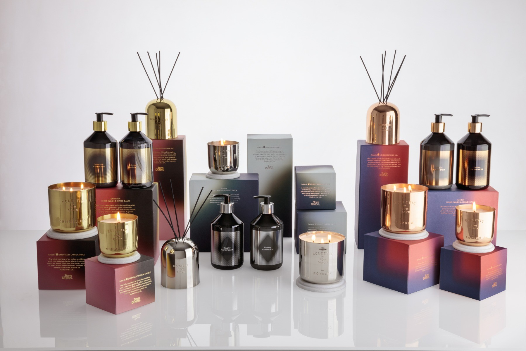 Candles by Tom Dixon