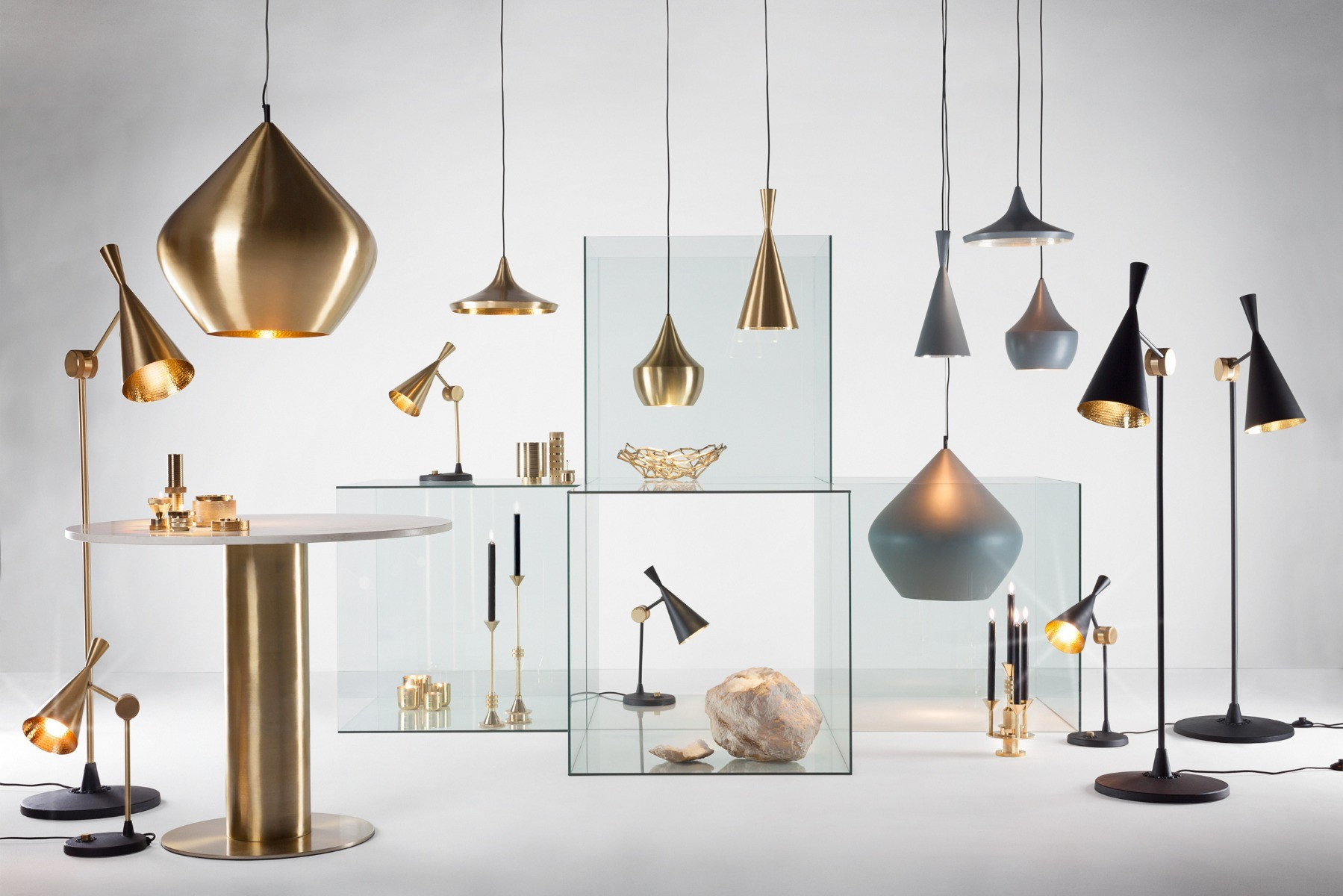 Tom Dixon Beat lights